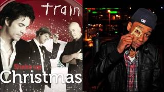 Train Ft Wiz Khalifa - Shake Up Christmas (REMIX) 2011 Wiz khalifa shake up christmas text
