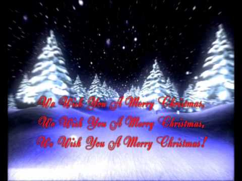 We wish you a Merry Christmas Song Video! - lyrics song we wish you a merry christmas we wish you a merry christmas lyrics песня по английски we wish a merry christmas скачать