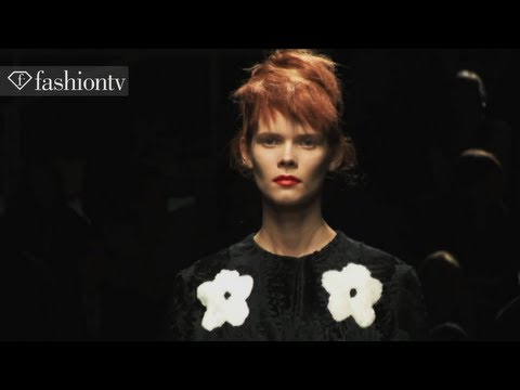 Жаркая пора Prada Spring/Summer 2013 FULL SHOW | Milan Fashion Week | FashionTV