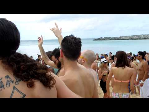 Праздники года Diplo - Private Island Beach Party - Holy Ship 2013 - Day 3