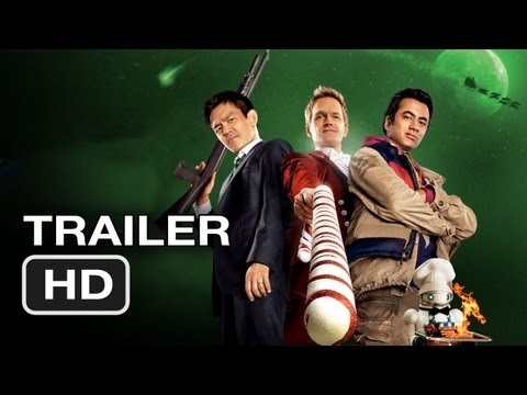 Trailer - A Very Harold and Kumar 3D Christmas (2011) Trailer - HD Movie